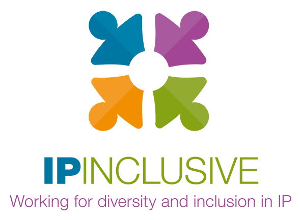 IP Inclusive logo - Working for diversity and inclusion in IP